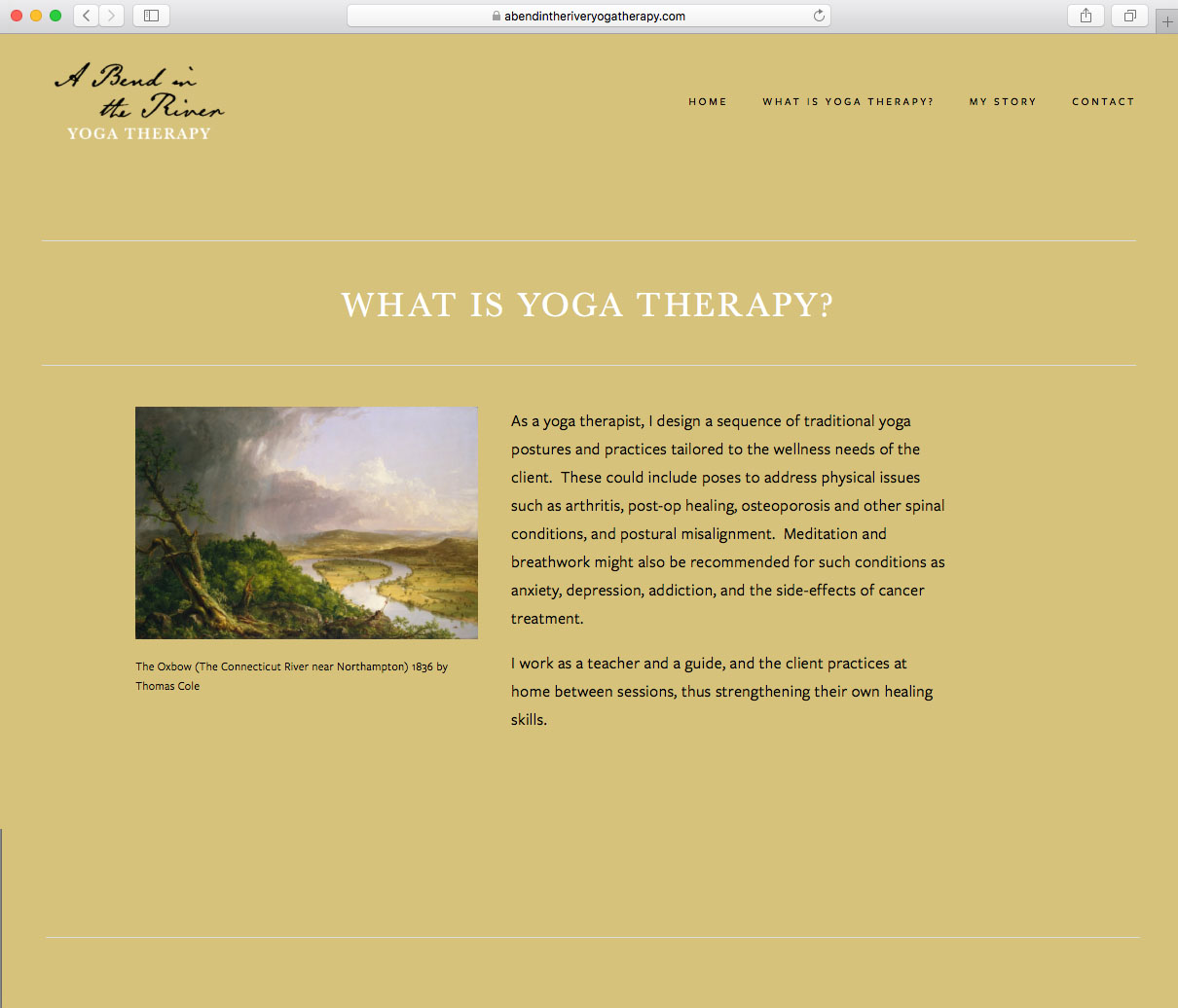 ABRYT pagesWhat is Yoga Therapy